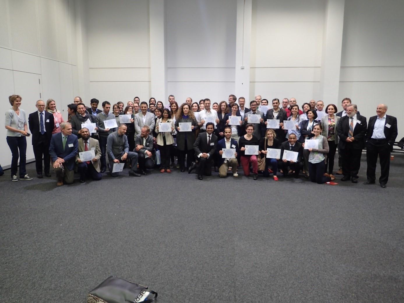 7th EBN Exam Participants
