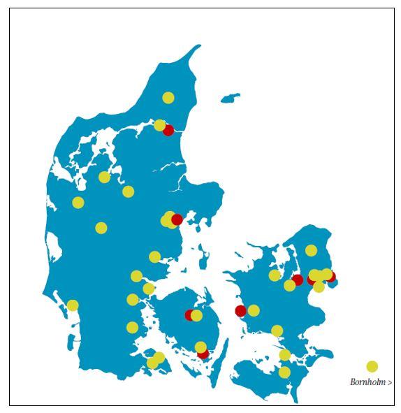 fig2 memory clinics in Denmark