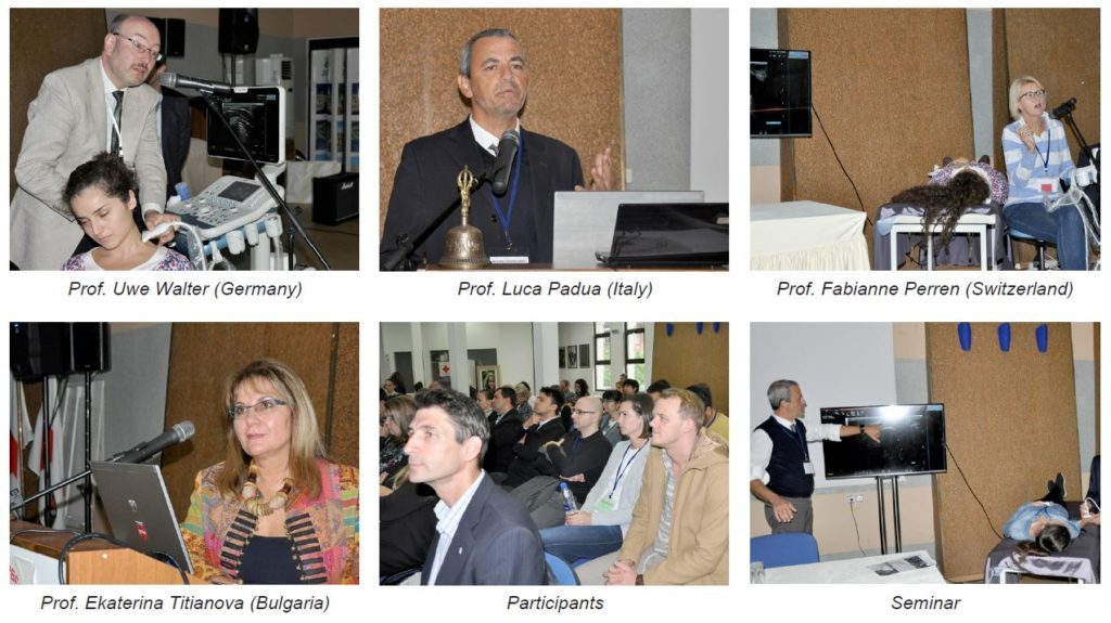 MIXED NEUROLOGICAL ASPECTS Were Dedicated To The Third Day Of The Course.  This Day Was Devoted To Important Interdisciplinary Symptoms And Syndromes.  Prof.