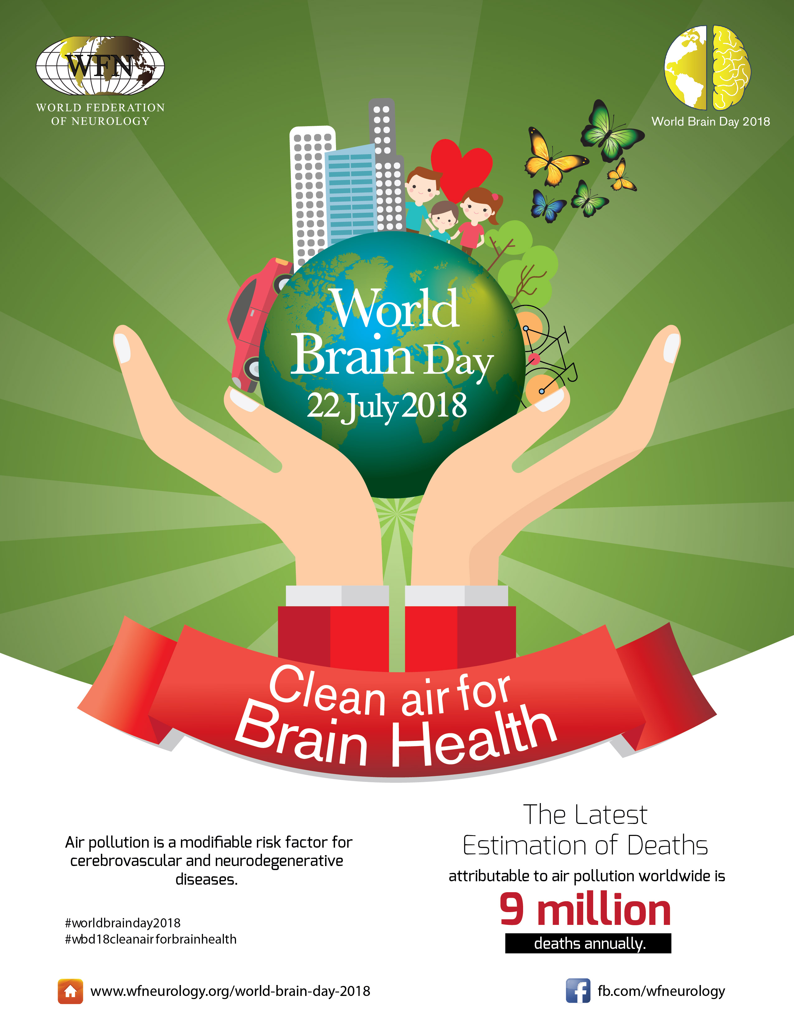 World Brain Day 2018 | eanpages
