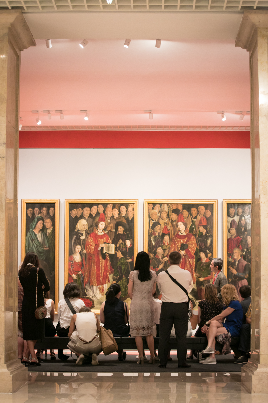Lisbon 2018 Meet And Greet At Museu Nacional De Arte Antiga Eanpages