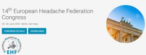 14th European Headache Federation Congress @ Berlin | Berlin | Germany