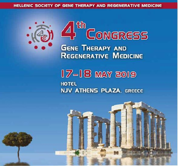 4th Congress of Gene Therapy and Regenerative Medicine | eanpages