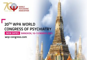 20th World Congress of Psychiatry - Rescheduled