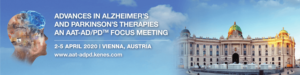 Advances in Alzheimer's & Parkinson's therapies - An AAT-AD/PD Focus Meeting