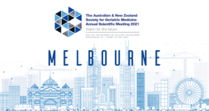 The Australian & New Zealand Society for Geriatric Medicine Annual Scientific Meeting - Rescheduled