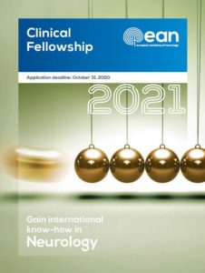 EAN Clinical Fellowship 2021 Application Deadline