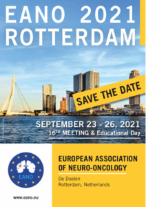European Association of Neuro-Oncology - 16th Meeting and Educational Day
