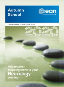 EAN Autumn School 2020 - Cancelled @ Loutraki, Greece