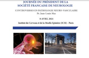 President's day 2021 - French Society of Neurology @ ICM, Paris, France