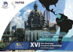 PAFNS 2021 Virtual Congress - XVI Panamerican Congress on Neurology @ Virtual