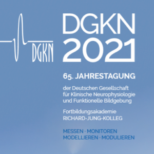 65th Annual Meeting of the German Society for Clinical Neurophysiology and Functional Imaging (DGKN) @ Virtual