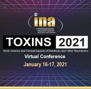 Toxins 2021 Virtual Conference @ Virtual