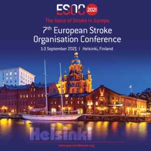 7th European Stroke Organisation Conference (ESOC 2021) @ Messukeskus Helsinki, Expo and Convention Centre
