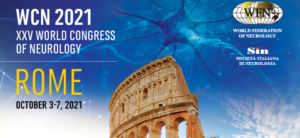 WCN 2021: XXV World Congress of Neurology @ Virtual or Hybrid