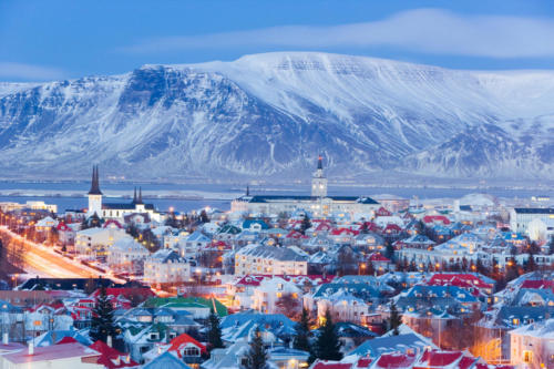 Like in the other Scandinavian countries, Christmas is called Yule or Jól in Iceland. On Christmas eve, celebrations start at 6pm, which is thought to be rooted in an old Icelandic tradition according to which a new day started at 6pm and not at midnight. In the last, all TV programmes stopped between 5pm and 10pm.