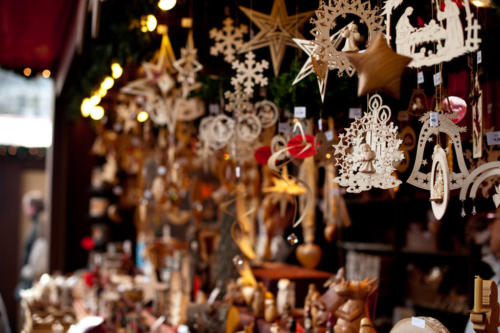Luxembourg is famous for its Christmas markets. For the entire month of December, large markets are opened on city squares, attracting many visitors, local and foreign alike.
