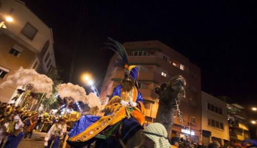 Like in Portugal, Spanish people attend the Mass of the Rooster at Midnight on Christmas Night, after they eat dinner at home. Children receive some presents on Christmas Day, but most of them on December 6th, Epiphany. They believe that the Three Kings bring the presents. Instead of Santa, they write letters to the Three Kings. Some cities even have Epiphany Parades.